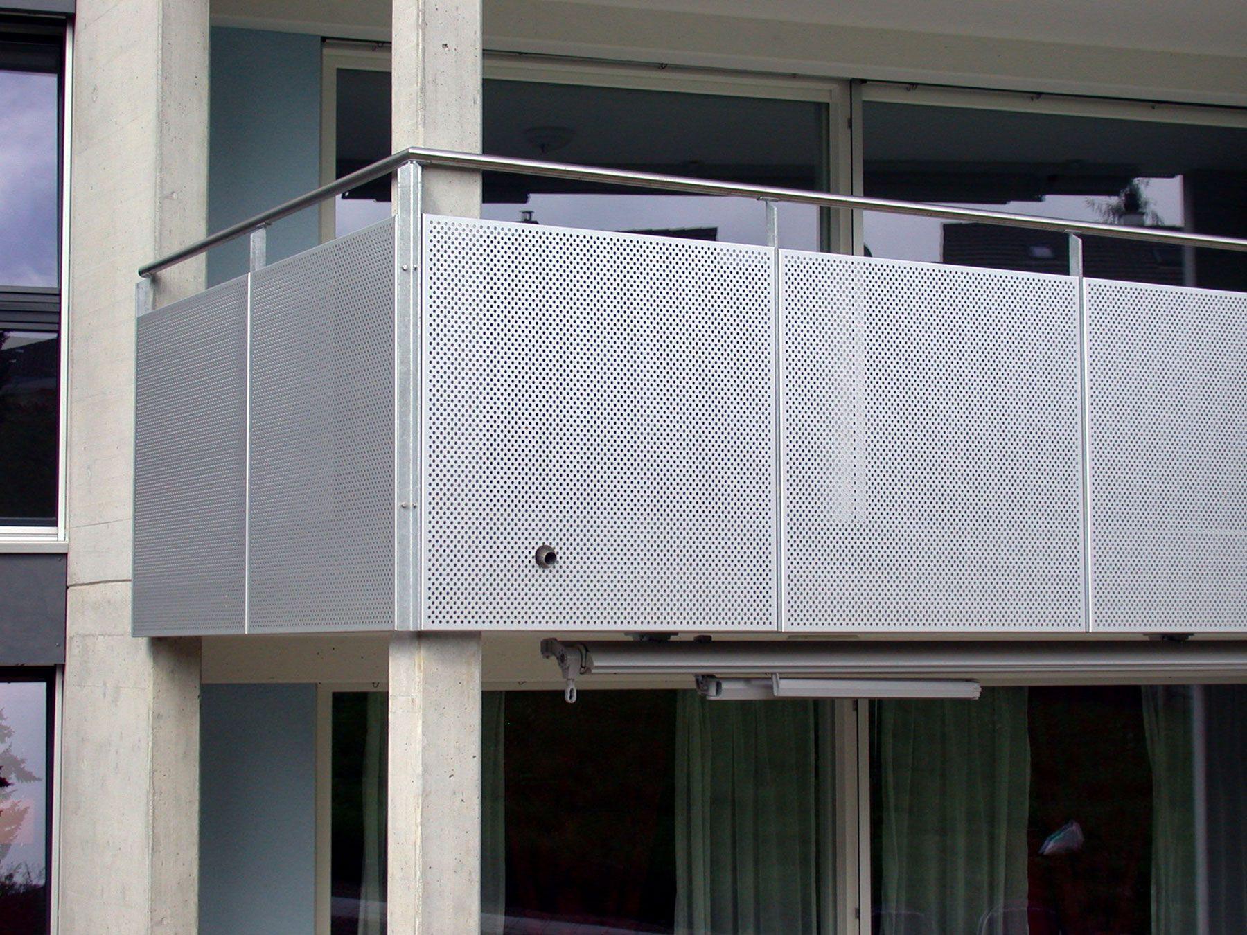 Slikovni rezultat za lochblech geländer Geländer balkon