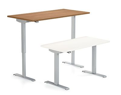 Global Introduces Foli Sit To Stand Height Adjustable Tables