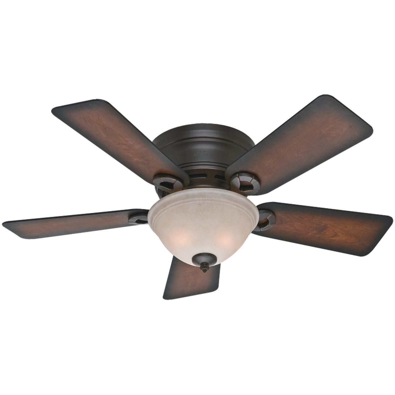 10 Westinghouse Casanova White Flush Mount Ceiling Fan This
