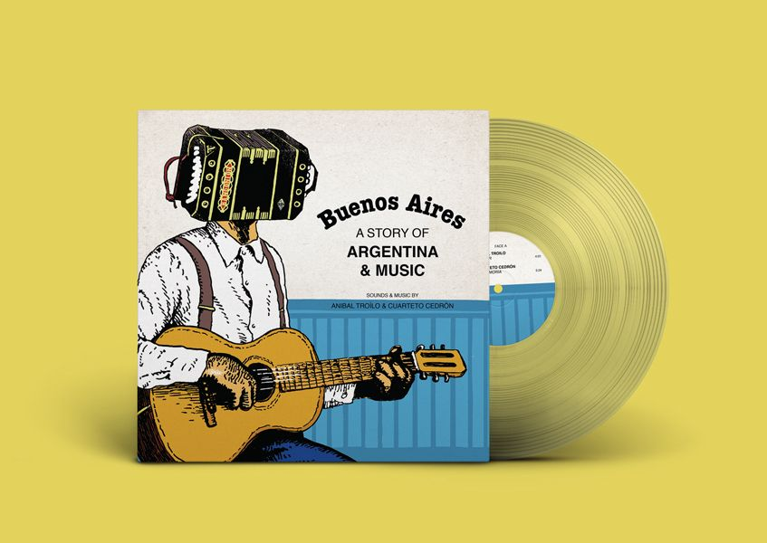 A Story of Argentina & Music