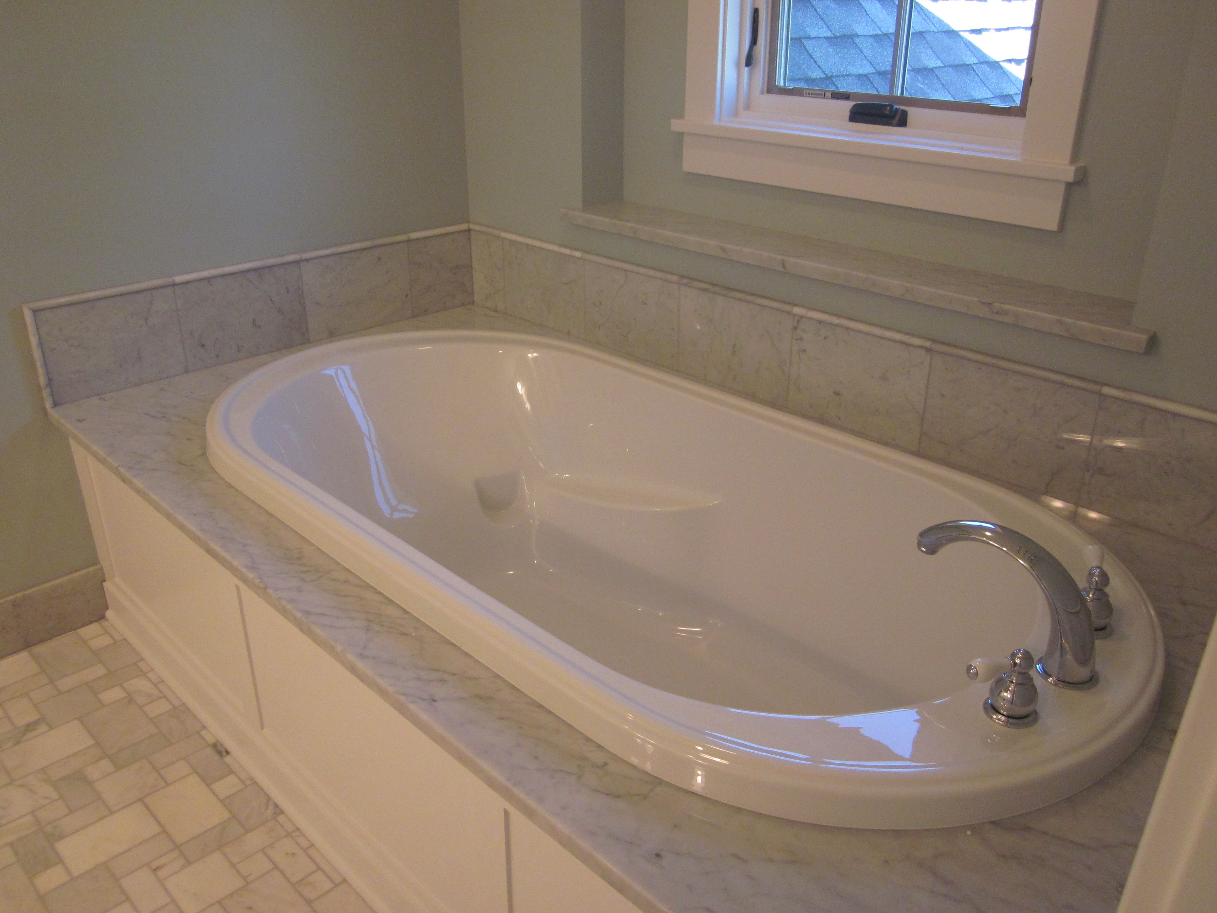 Interior Tub Surround Ideas attractive bathtub surrounds that enchant with natural color granite soaking and