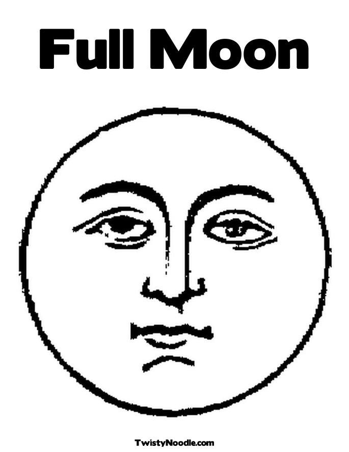 Full Moon Clipart Stars Moons Suns Coloring Pages Rhpinterest: Printable Arabic Alphabet Coloring Pages At Baymontmadison.com