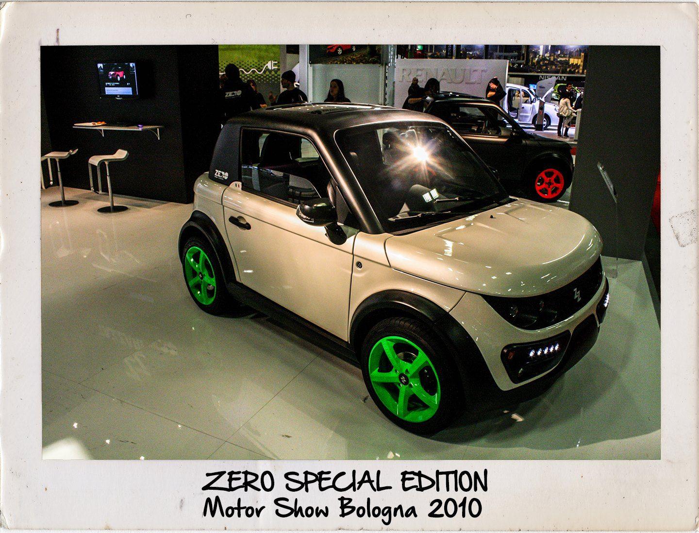 Tazzari Zero Special Edition - Motor Show Bologna - 2010 WWW.TAZZARI ...