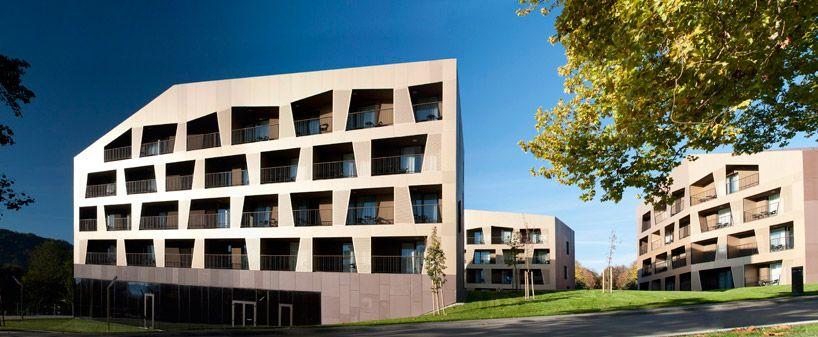 Hotel Well By Mva Architecture Designboom