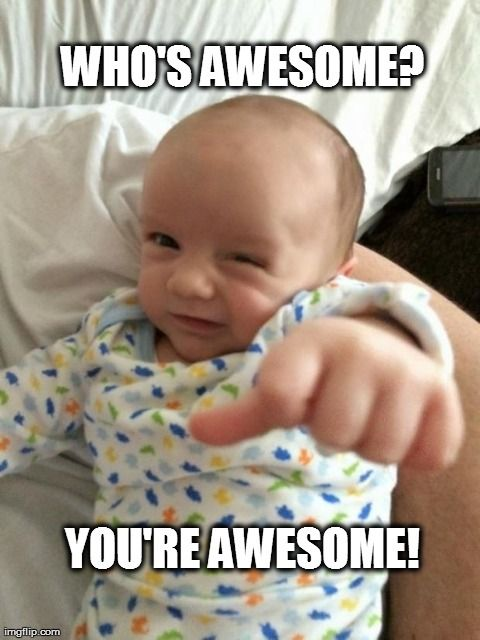 25+ Best Memes About Babies | Babies Memes  |Baby You Are Awesome
