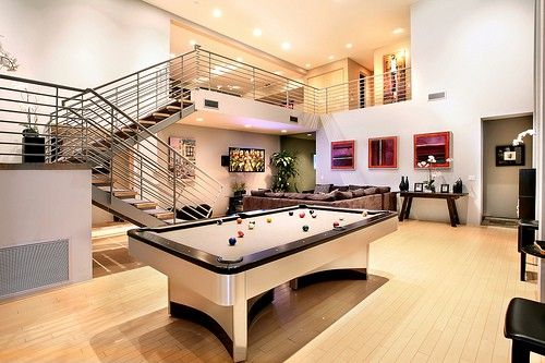 Guest Blogger: Essential Elements for your Home Game Room | Game ...