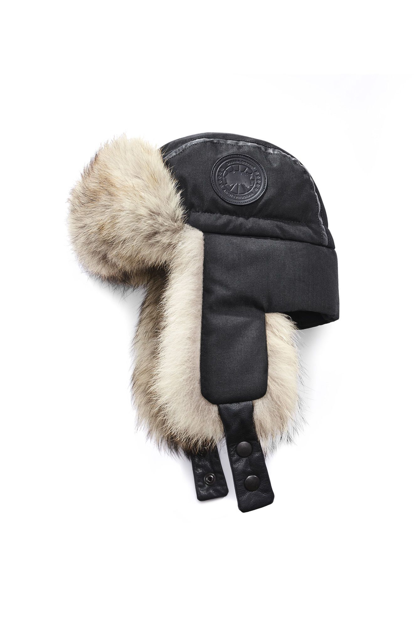 53ceff711aa2de Aviator Hat Black Label | Canada Goose | accessory rites | Hats ...
