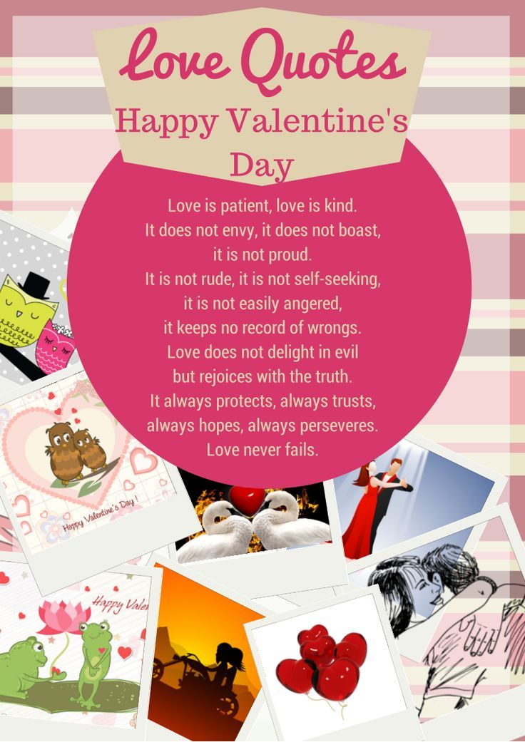 Valentine\'s Day Quotes, Love Quotes, Funny Quotes We Love Them All ...