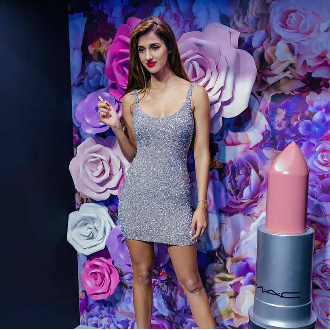 Disha Looks All Hottie As She Promotes MAC Products in