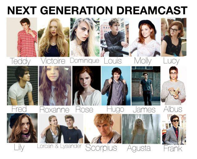 Next Generation Harry Potter Dreamcast