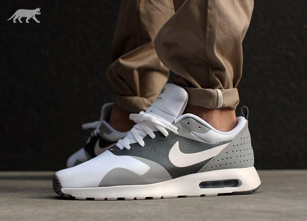 Nike Air Tavas Nike Air Max Sneakers Men Fashion Air Jordans Retro