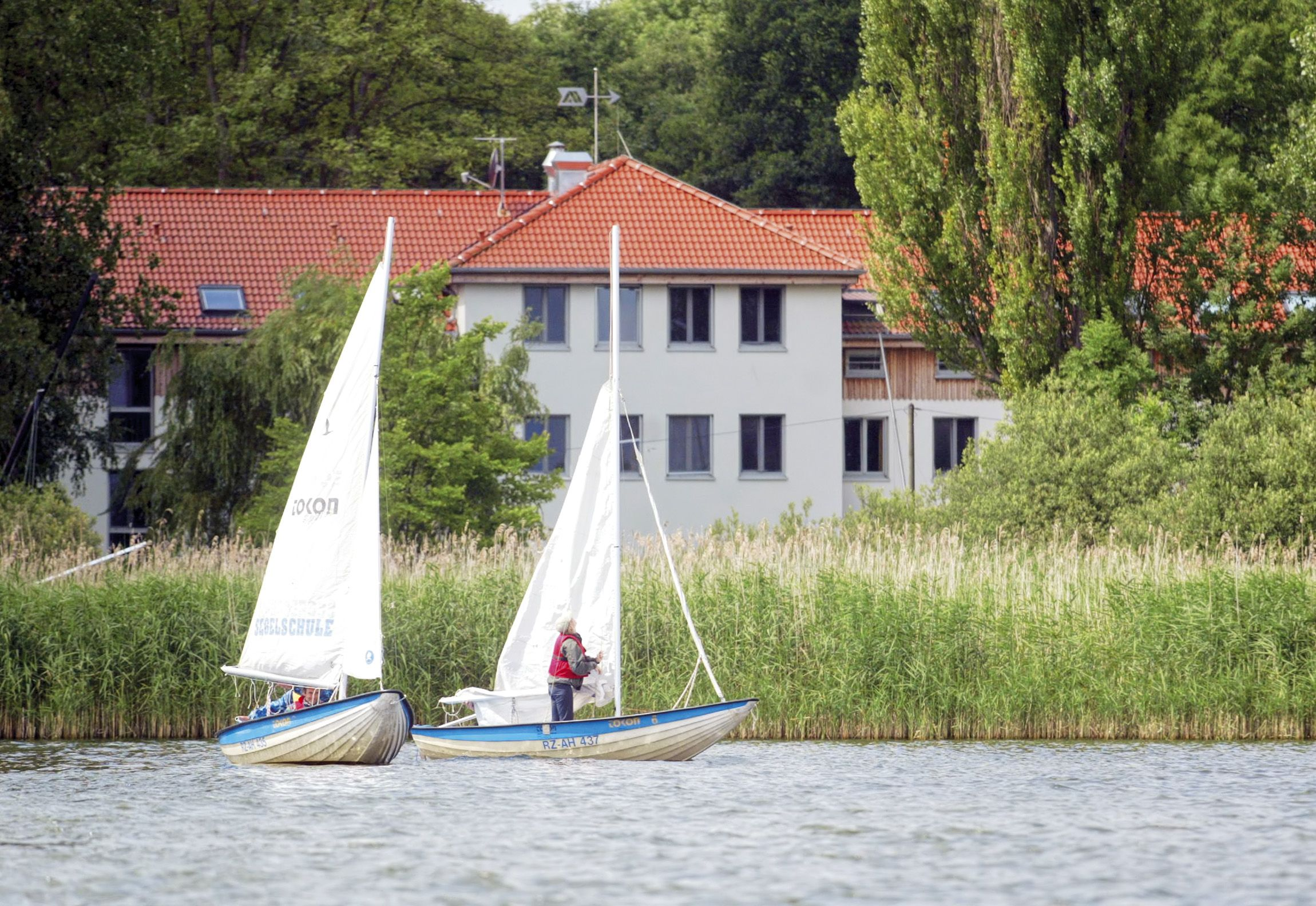 Jugendherberge Waren Müritz Die Jugendherbergen in Mecklenburg Vorpommern Pinterest