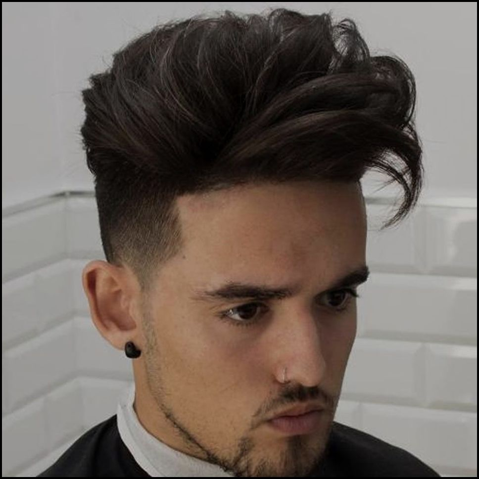 Die Schönsten Männerfrisuren 2018 Friseur Frisuren Pinterest