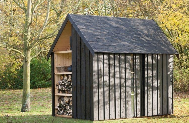 Abri De Jardin Vertigo Chez Botanic Abri De Jardin Abri De Jardin Bois Chalet Bois