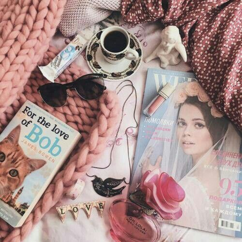 #inspiration, #cozyhouse, #book, #sweet, #cosiness, # ...