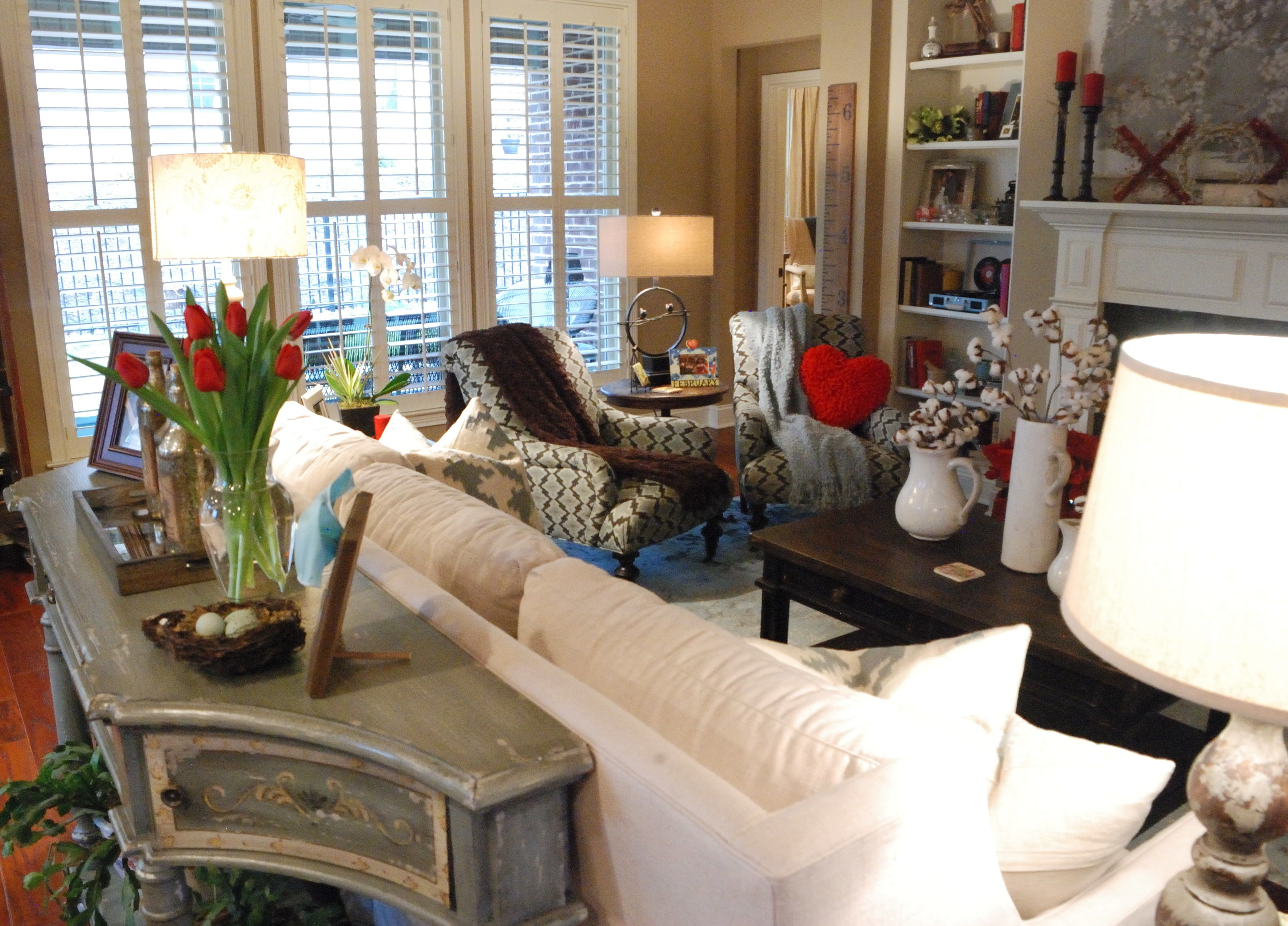 Living Room Furniture Knoxville Tn knoxville home tour - designsbychrisjnorris