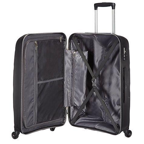 ade51fbcc4 Buy American Tourister Bon Air 4-Wheel 75cm Suitcase Online at johnlewis.com