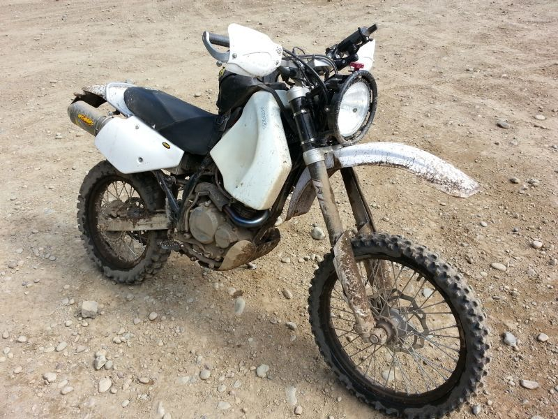 Distech S Dr350 Rebuild Page 28 Advrider Adventure Bike Adventure Motorcycling Dual Sport Motorcycle