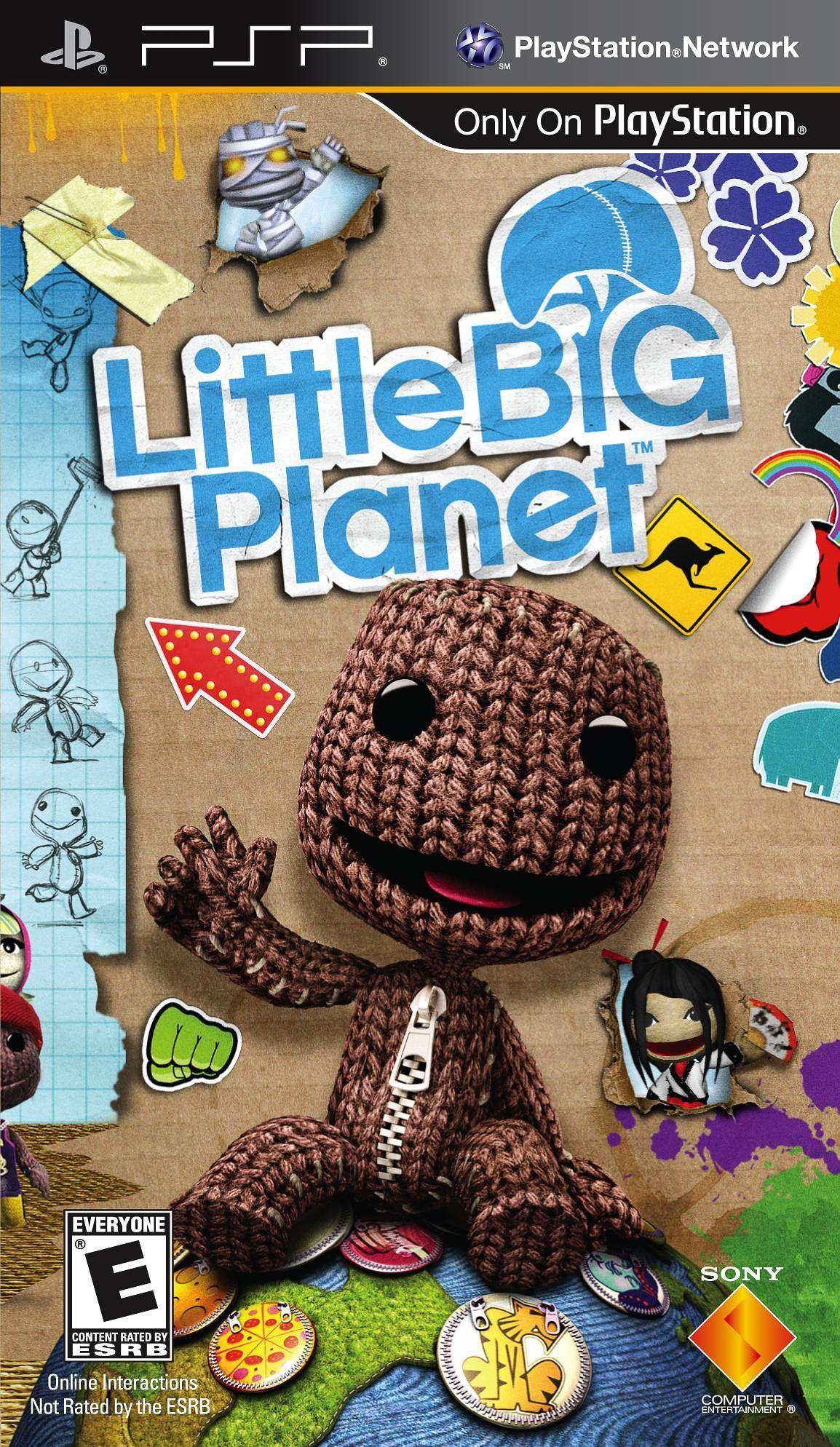 Скачать little big planet rus для psp