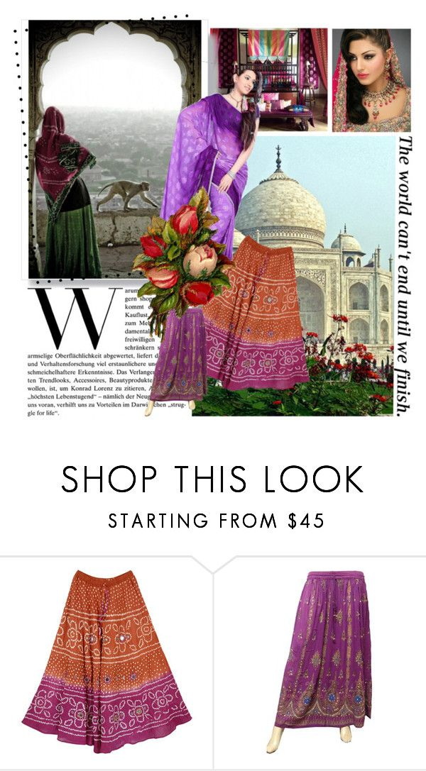 """""""India Styling Faze 1"""" by melindairenes ❤ liked on Polyvore featuring VSTR, women's clothing, women's fashion, women, female, woman, misses, juniors and melindairenes"""