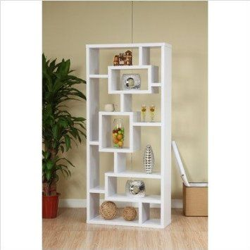 Display Cabinet in White