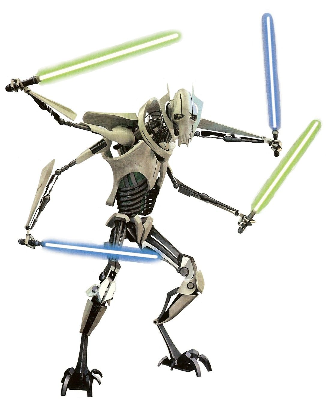 General Grievous Screenshots Images And Pictures Comic Vine Afbeeldingen Ster