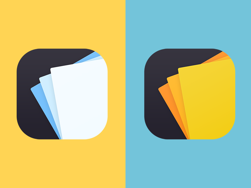 Cards App Icons