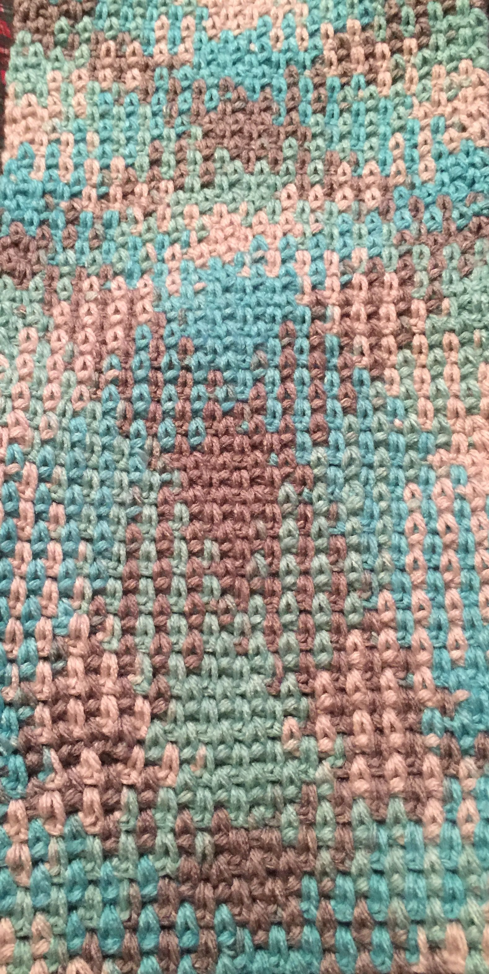 I'm finally pooling.  The video that helped me most was by The Crochet Crowd by Mikey. Simple and easy to understand and follow along. (Not perfect yet but a good start).
