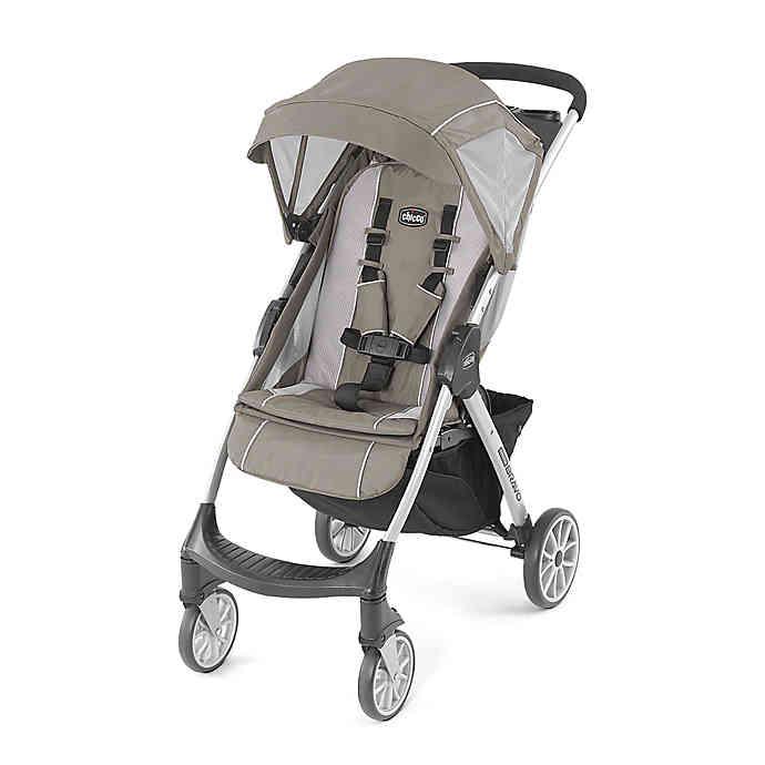 Chicco® Mini Bravo® Stroller Bravo stroller, Lightweight