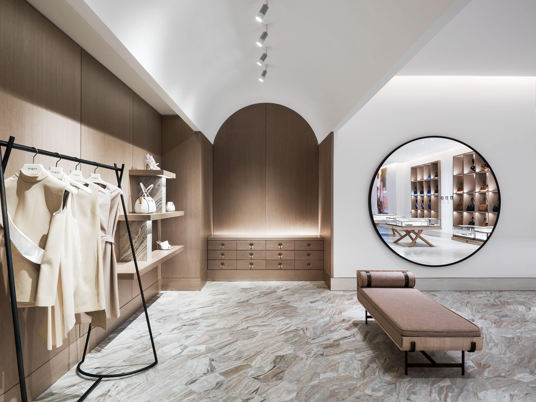 Retail merve arkun olako lu for Raumgestaltung einzelhandel