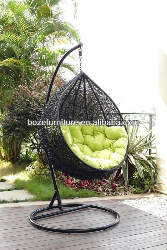 Superior Black Rattan Round Hanging Garden Chair Hammock   Buy Hanging Hammock Chair,Rattan  Hanging Chair,Garden Round Hammock Product On Alibaba.com