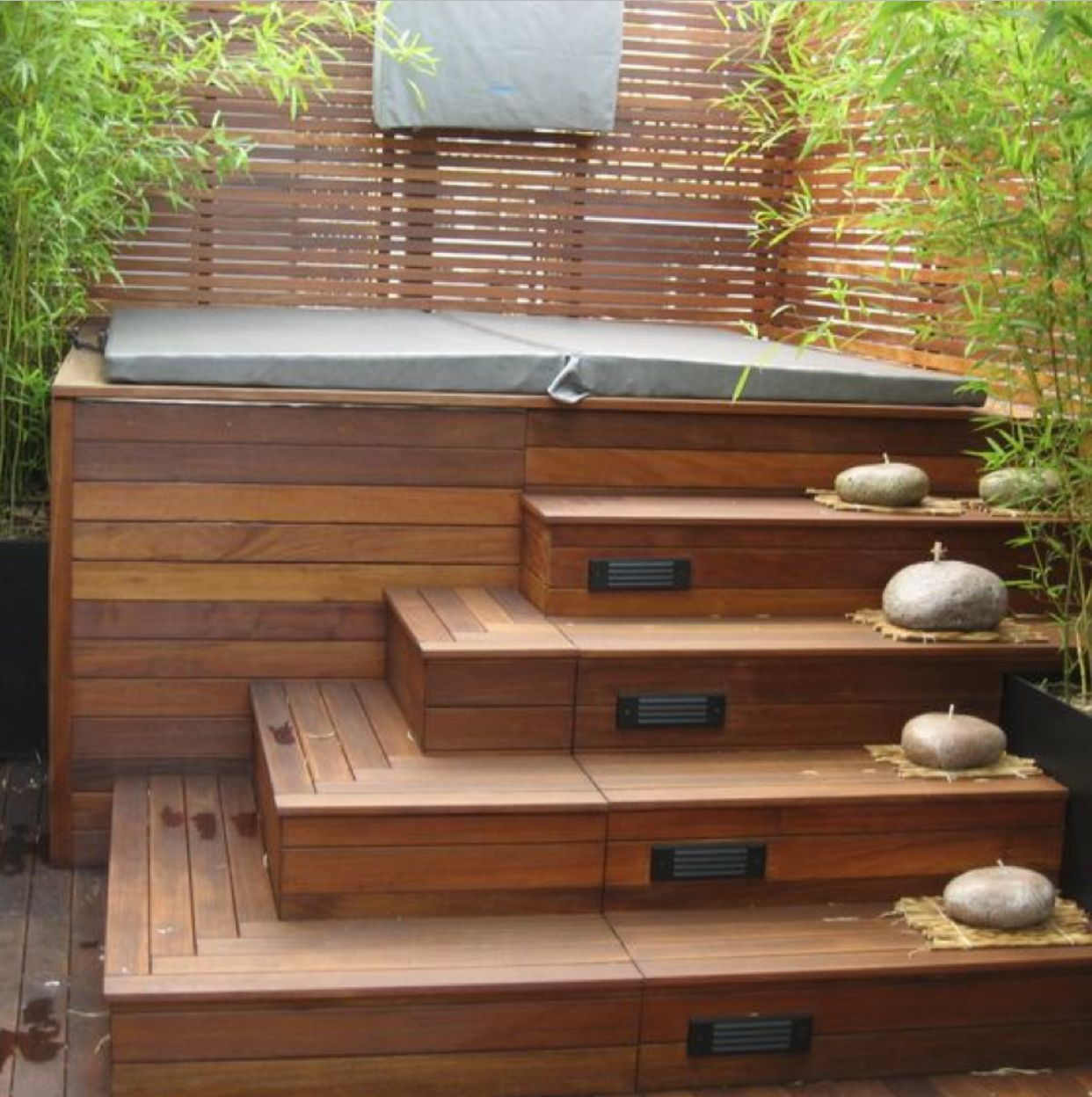 Spa Exterieur Enterré Pin Van Queen Op Home Decor In 2018 Pinterest Jacuzzi