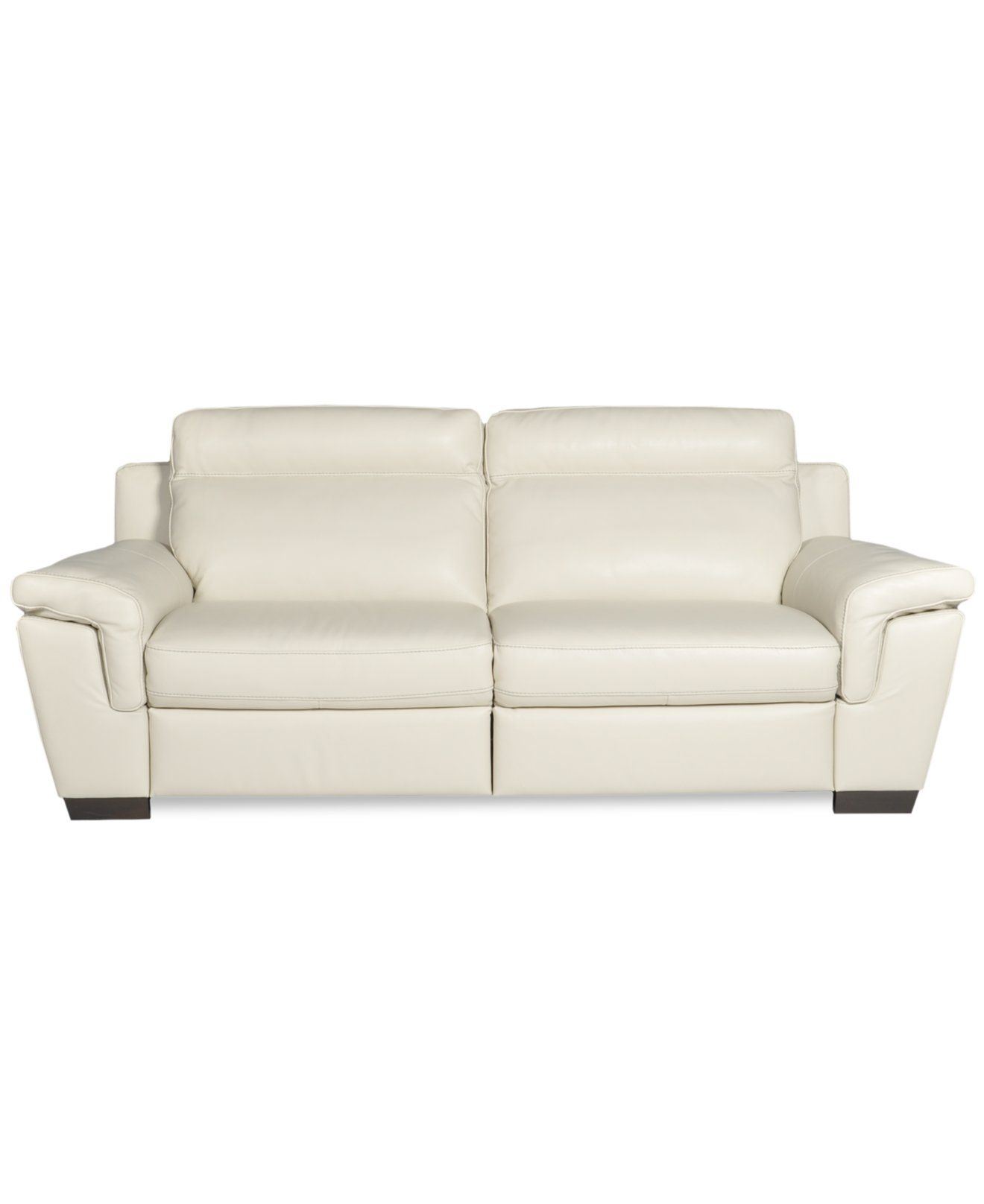 Julius Leather Power Motion Sofa Couches Sofas Furniture