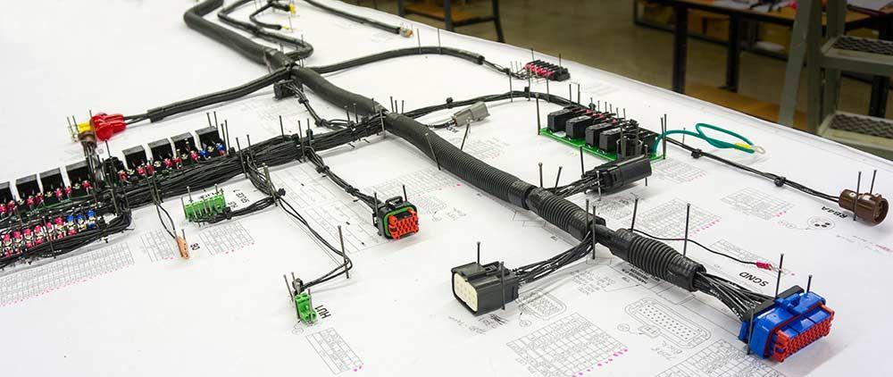 Manufacturing Wiring Diagram