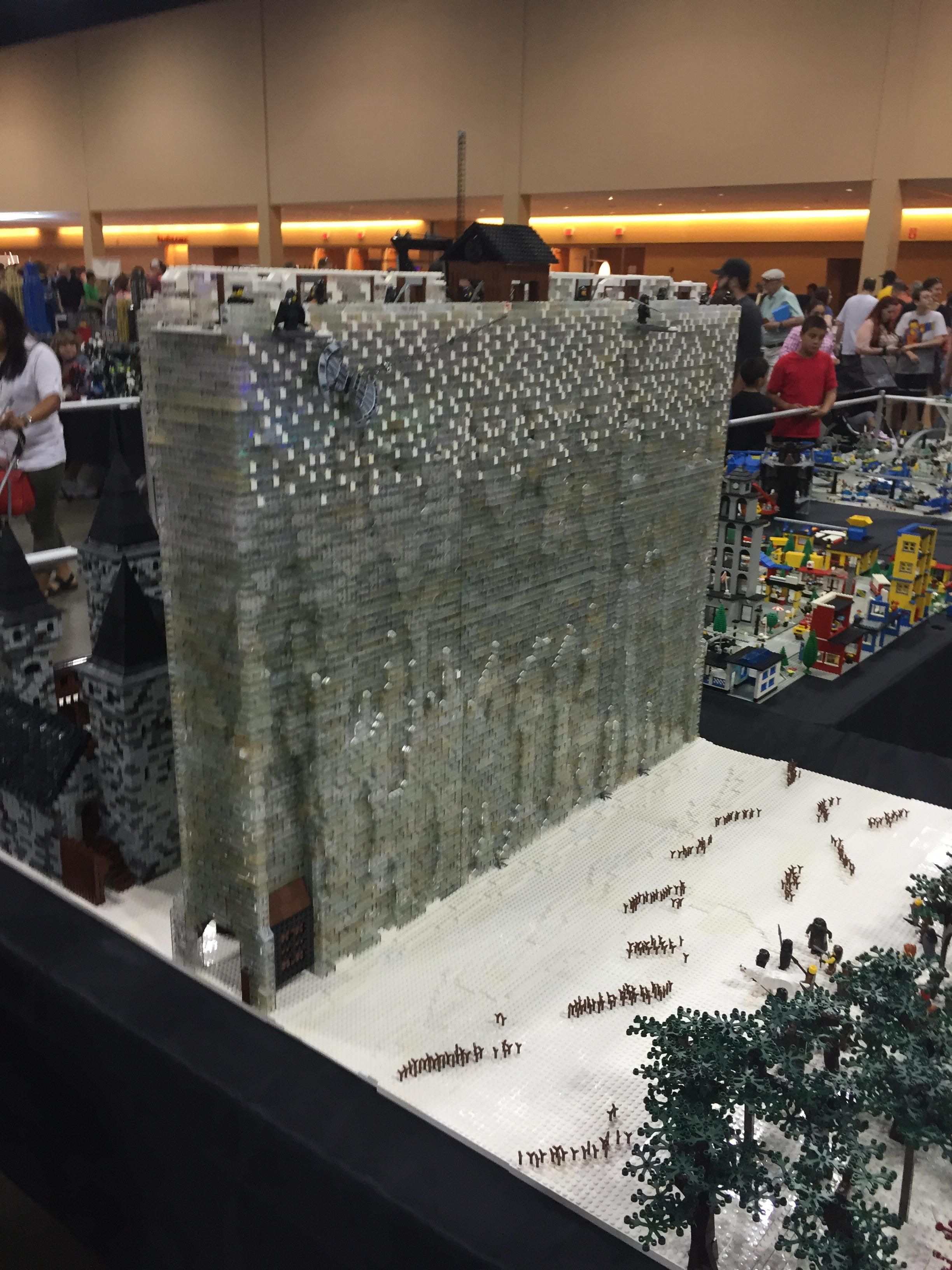 91d13291a29da0 Lego Model of the Wall from Game of Thrones - Album on Imgur