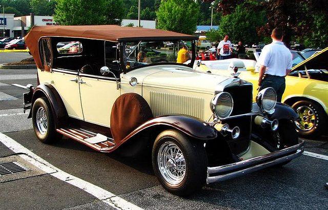1931 Hupmobile Oldtimer