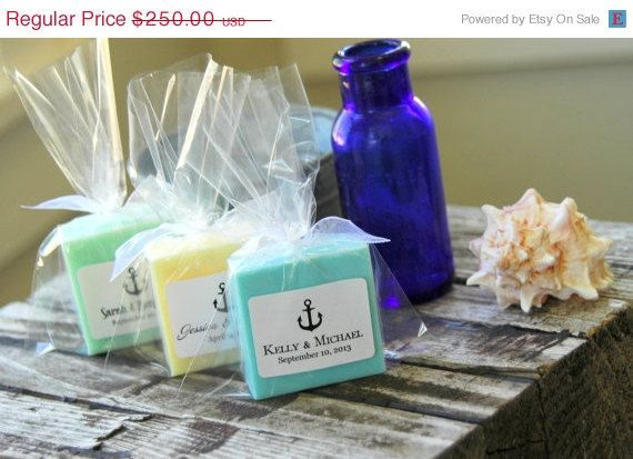 nautical wedding favors anchor personalized soap favors fall wedding bridal shower favors on etsy 21250