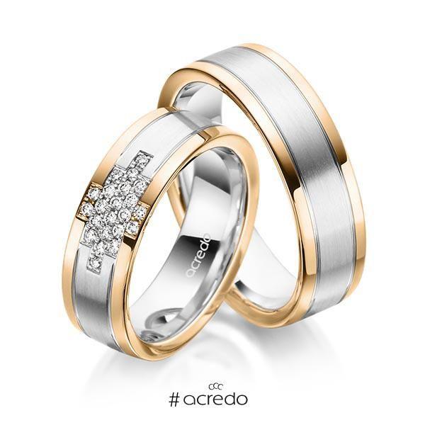 anillos de pareja de bodas anillos * tr-30-8 * anillo boda * nuevo * 2 anillos de titanio alianzas