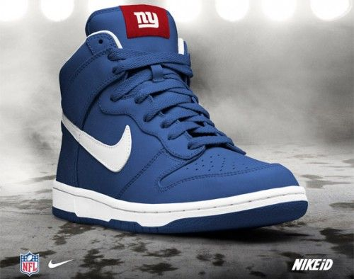 on sale 75504 2adf7 NFL x Nike iD Dunk High – First Look