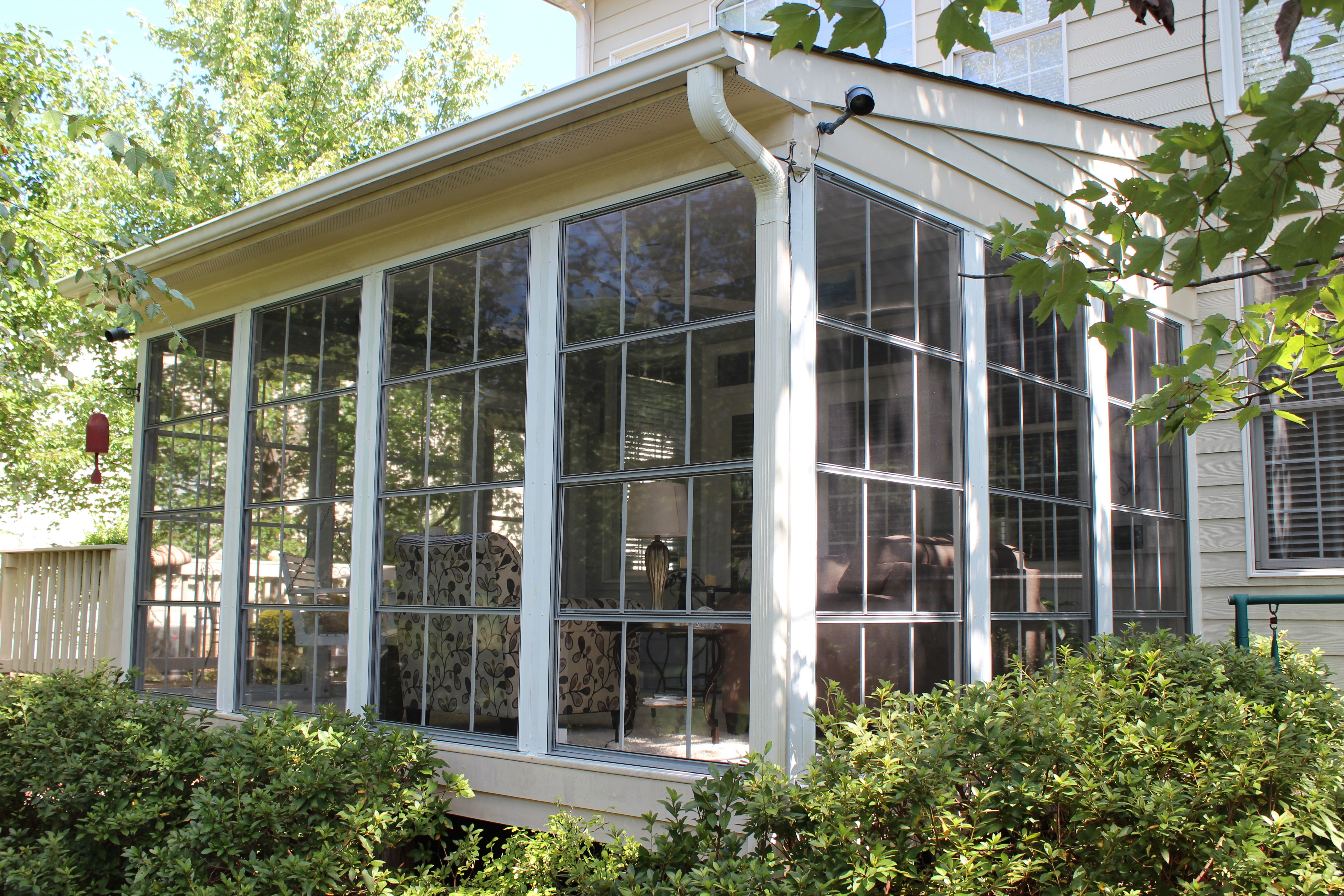 pin rooms reasons to four room screened ideas your porch season best into a convert