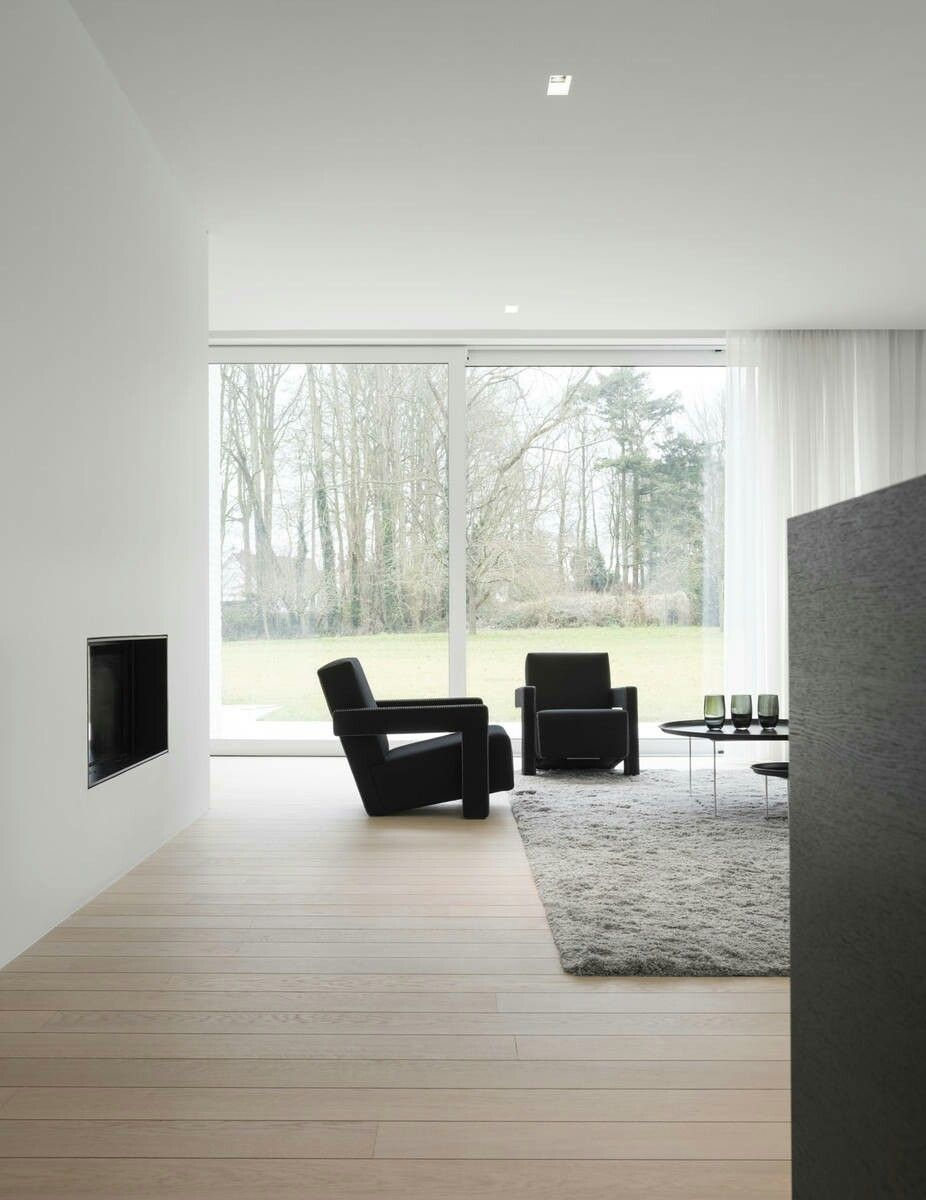 The Utrecht chair by Gerrit Rietveld is