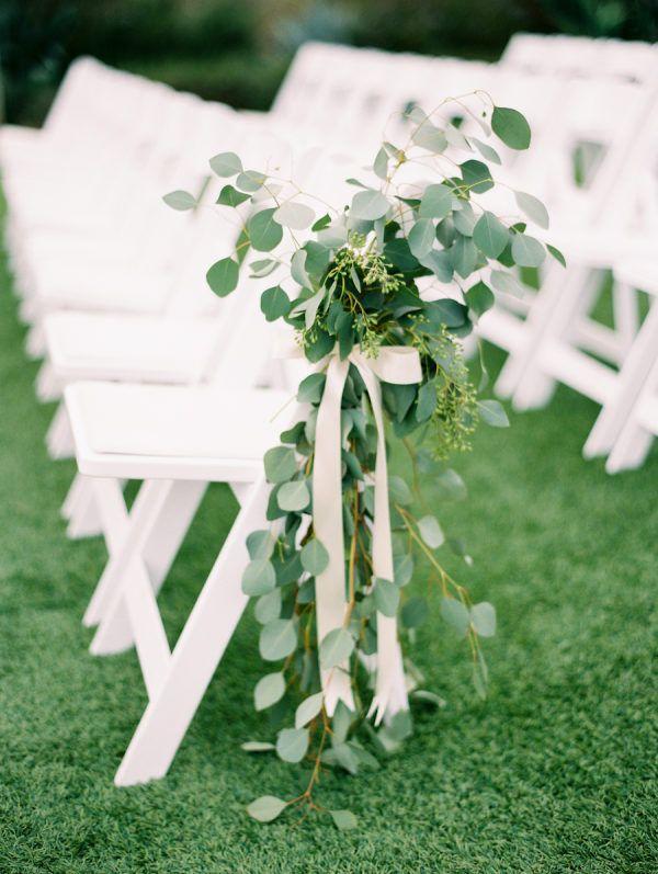 Romantic Chic Arizona Wedding from Rachel Solomon Photography #ceremonyideas