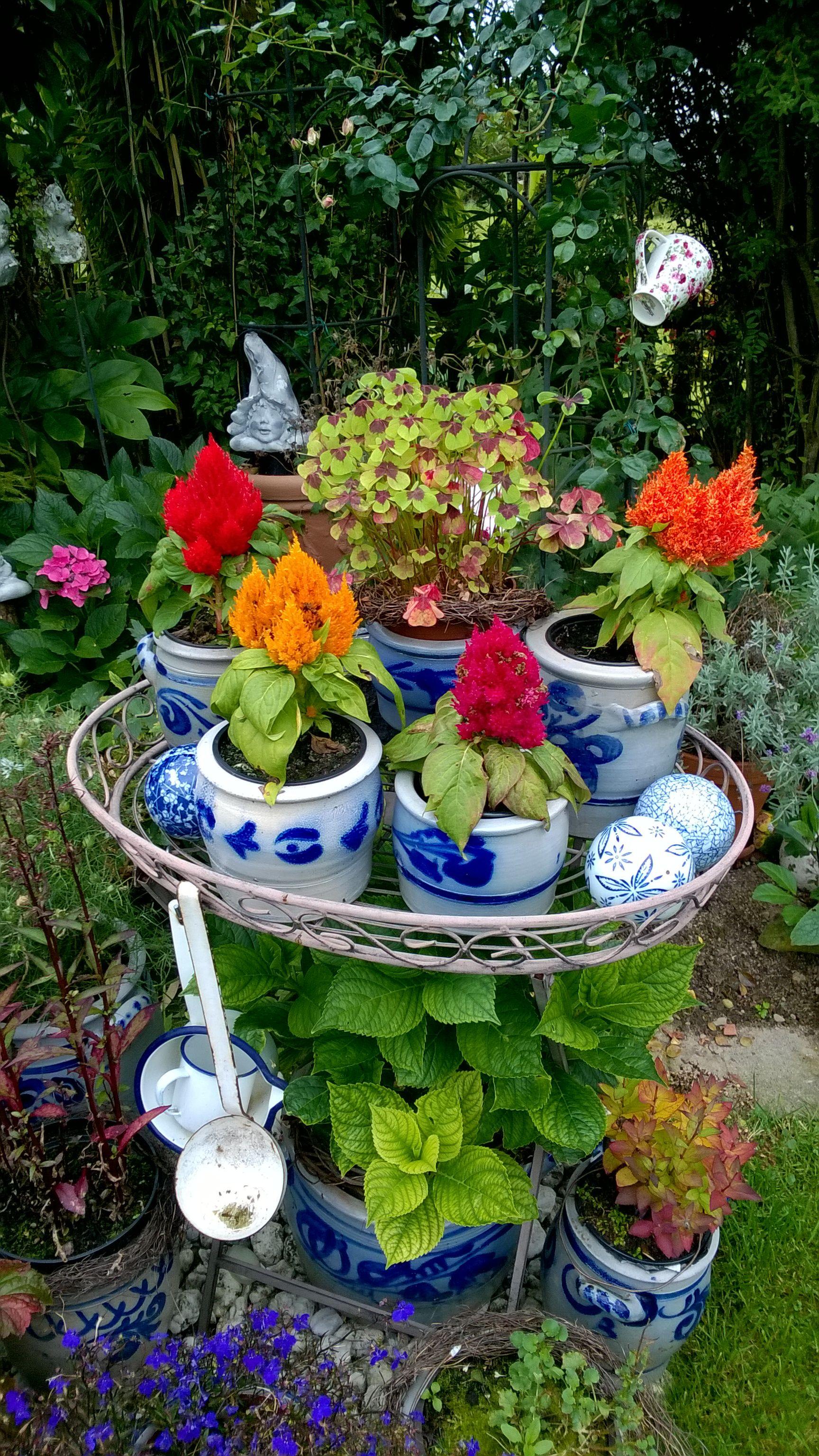Garten T Raume Naturlich Deko Garten Vintage Gartendekoration Garten Deko