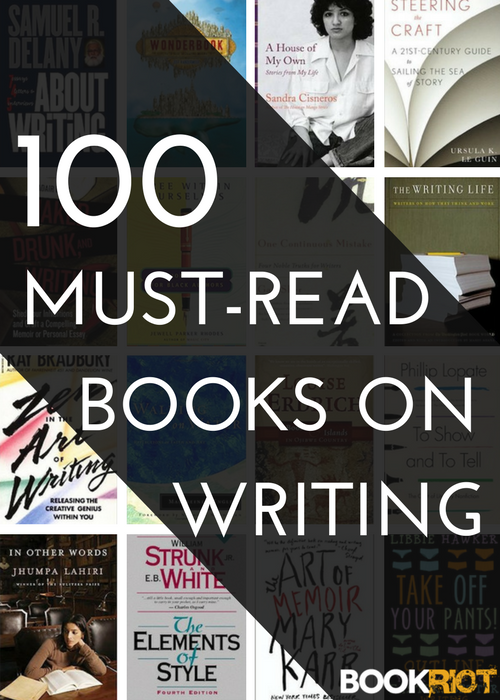 Must read books for writers
