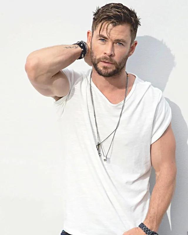 Hottest Thor Ever Chris Hemsworth Hair Chris Hemsworth Shirtless Hemsworth