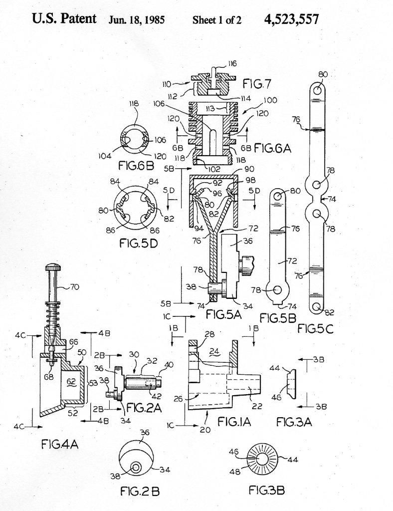 fox 018 glow check out the manufactured connecting rod on this diagram interesting [ 788 x 1024 Pixel ]