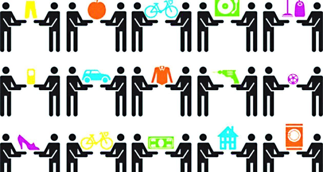 Share: condividere. Si sà: se si divide si spende meno. Ecco il principio sul quale si basa la sharing economy odierna. Un moltiplicatore di emozioni.