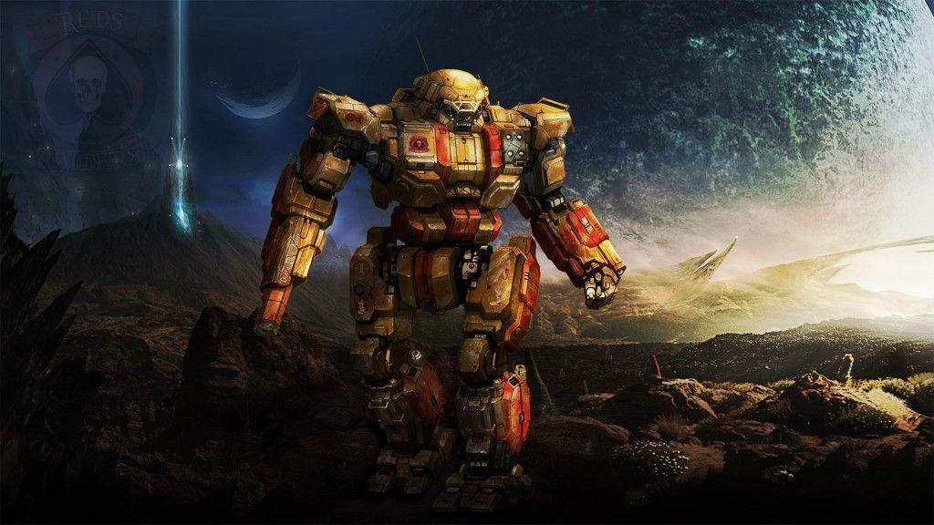 Mwo Forums Victor Wallpaper Warcraft Art Sci Fi Mech