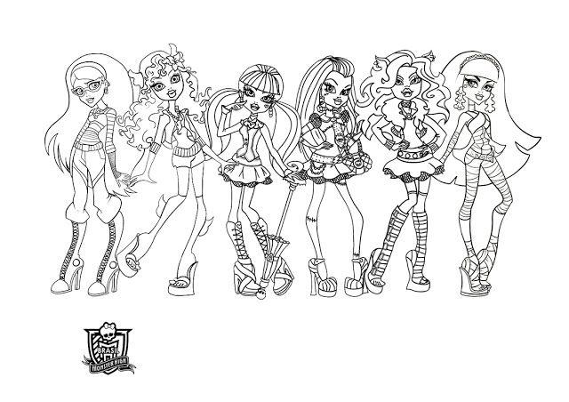 Monster High Bday Bash Pinterest