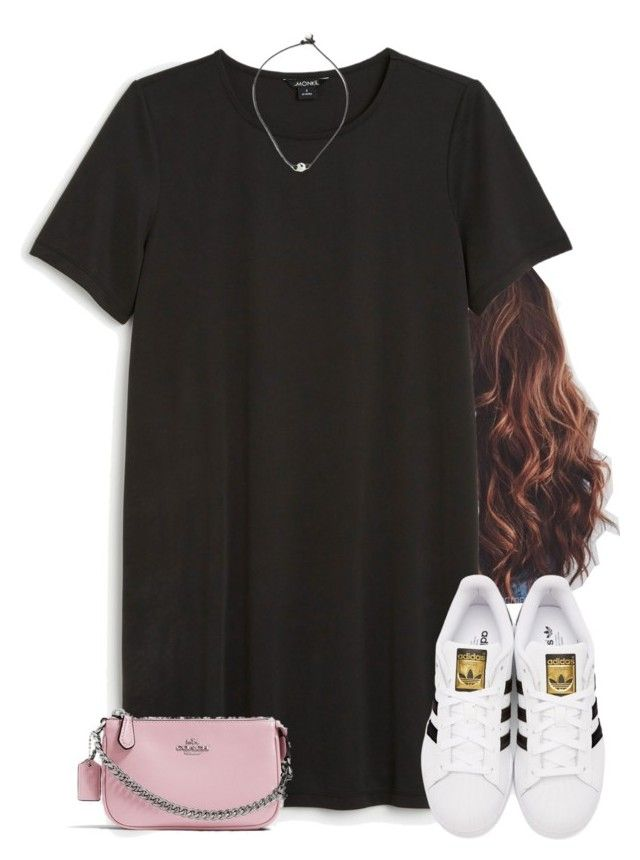 """""""Merry Christmas"""" by aweaver-2 ❤ liked on Polyvore featuring Monki, adidas Originals and Nolita"""